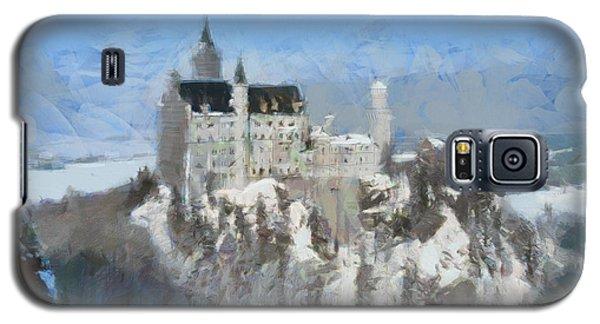 Neuschwanstein Castle Galaxy S5 Case by Sergey Lukashin