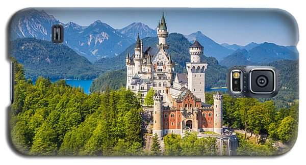 Neuschwanstein Fairytale Castle Galaxy S5 Case