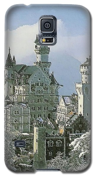 Neuschwanstein  Galaxy S5 Case