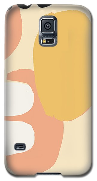 Neutral Abstract Galaxy S5 Case