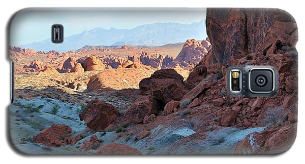 Nevada Rocks 11 Galaxy S5 Case