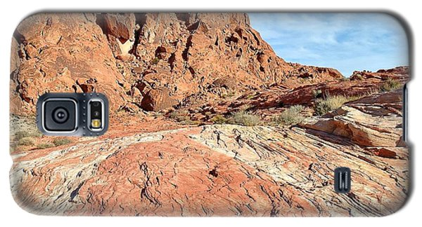 Nevada Rocks 26 Galaxy S5 Case