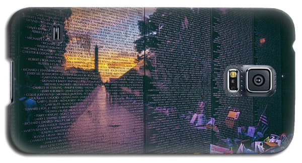 Galaxy S5 Case featuring the photograph Never Forget by Edward Kreis