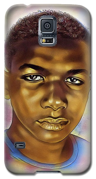 Never Forget Trayvon Galaxy S5 Case