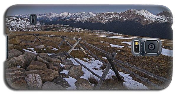 Never Summer Range Galaxy S5 Case by Gary Lengyel