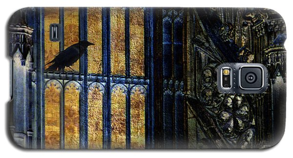 Galaxy S5 Case featuring the photograph Nevermore by LemonArt Photography