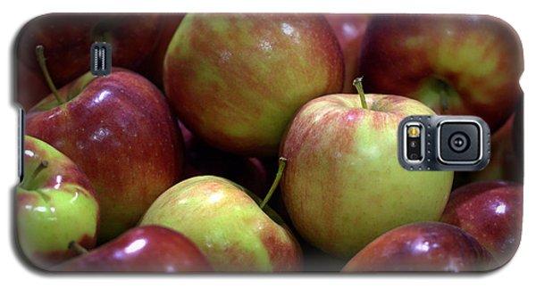 New Apples Galaxy S5 Case by Joseph Skompski