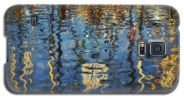 New Bedford Waterfront No. 5 Galaxy S5 Case