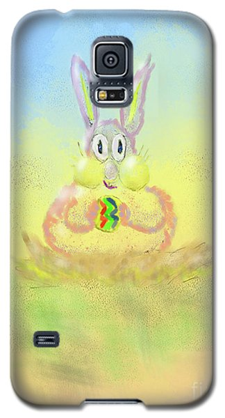 Galaxy S5 Case featuring the digital art New Beginnings by Lois Bryan