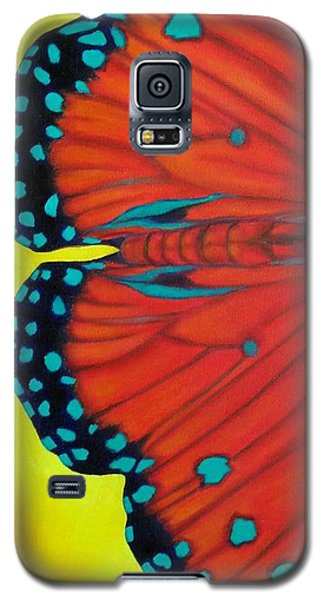 New Beginnings Galaxy S5 Case by Susan DeLain