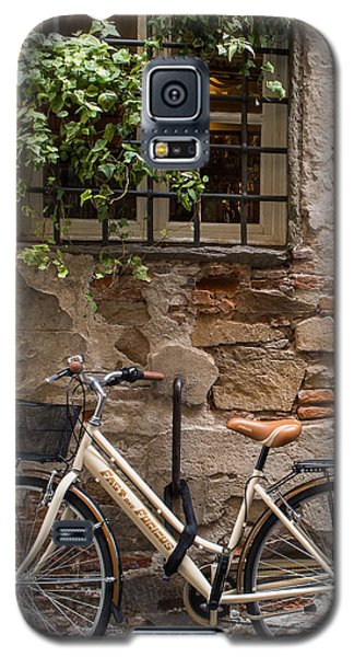 New Bike In Old Lucca Galaxy S5 Case