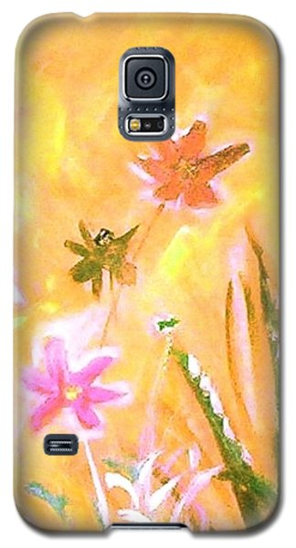 New Daisies Galaxy S5 Case