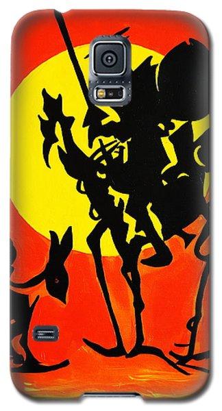 New Don Quixote Galaxy S5 Case