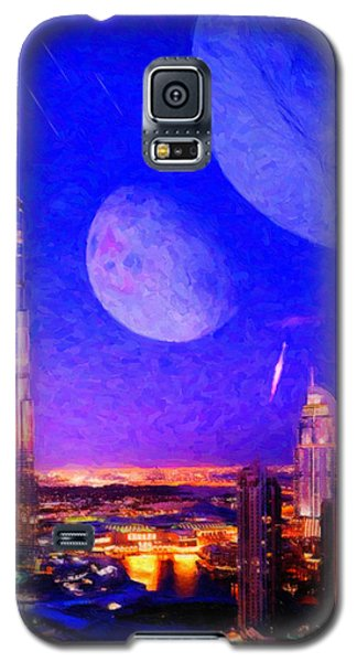 New Dubai On Tau Ceti E Galaxy S5 Case
