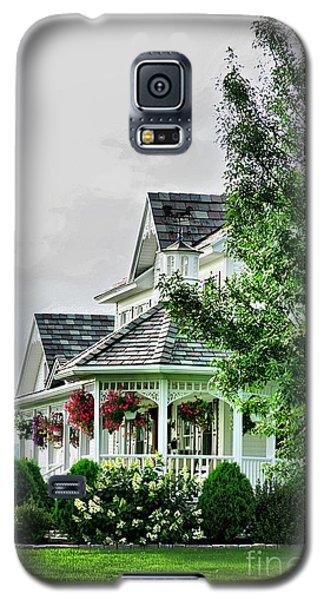 New England Beauty Galaxy S5 Case