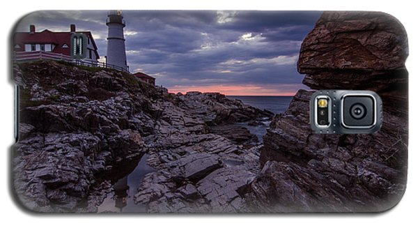 Galaxy S5 Case featuring the photograph New England by Paul Noble
