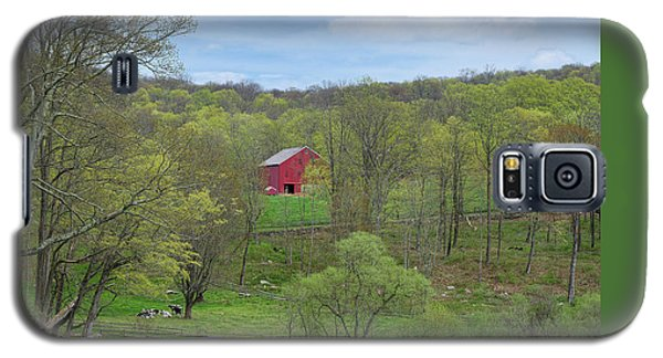 Galaxy S5 Case featuring the photograph New England Spring Pasture by Bill Wakeley