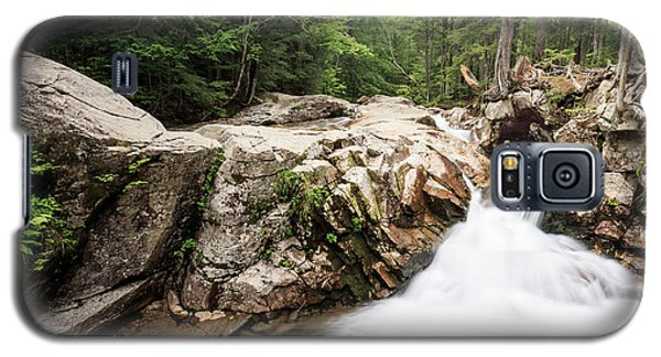 New England Waterfall Galaxy S5 Case