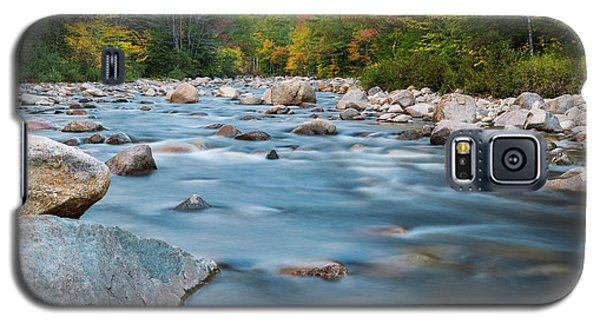 New Hampshire Swift River And Fall Foliage In Autumn Galaxy S5 Case