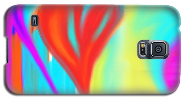 New Heart Galaxy S5 Case