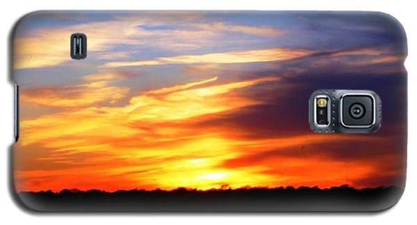 New Longview Sunset Galaxy S5 Case
