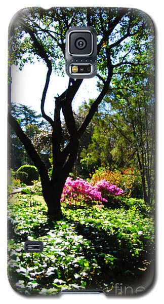 Galaxy S5 Case featuring the photograph New Mercies by Linda Mesibov
