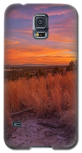 New Mexican Sunset Galaxy S5 Case