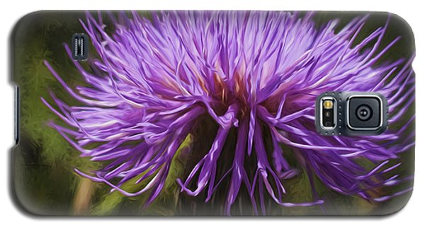 New Mexican Thistle Galaxy S5 Case