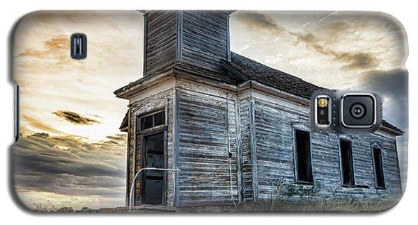New Mexico Church #3 Galaxy S5 Case