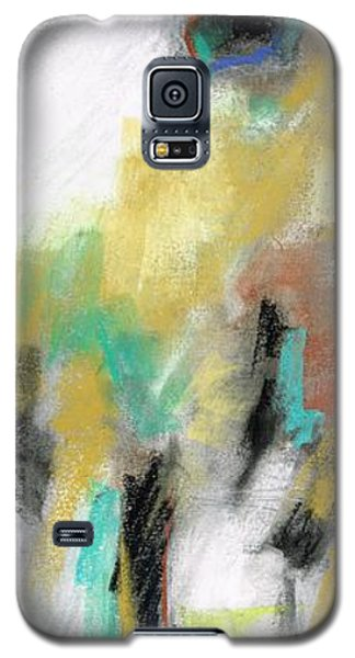 Galaxy S5 Case featuring the painting New Mexico Horse 4 by Frances Marino