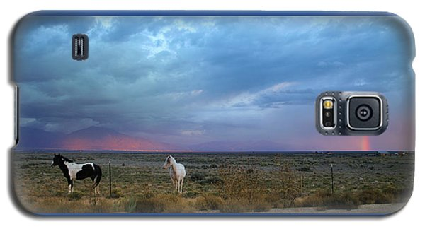New Mexico Storms Galaxy S5 Case