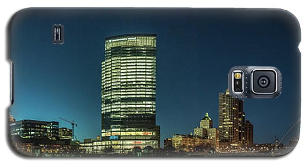 New Milwaukee Skyline Galaxy S5 Case by Randy Scherkenbach