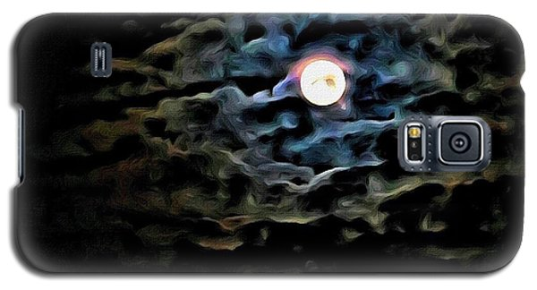 New Moon Galaxy S5 Case