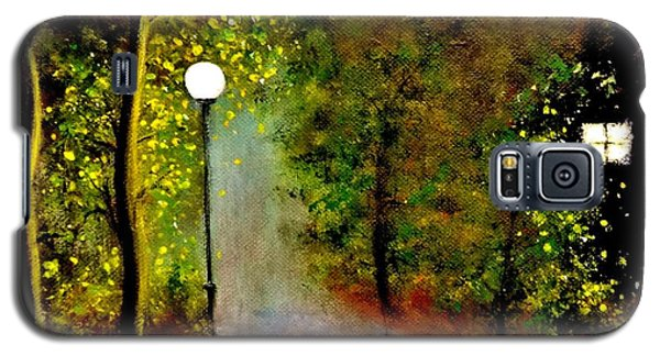 New Moon... Galaxy S5 Case by Cristina Mihailescu