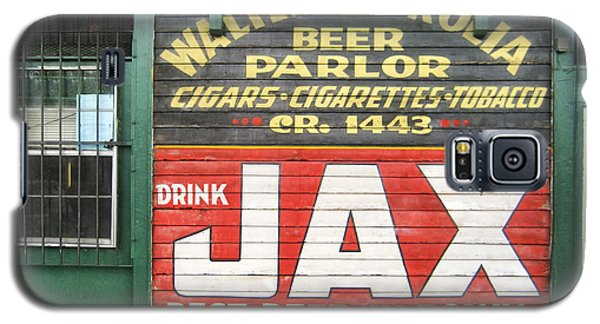 New Orleans Beer Parlor Galaxy S5 Case