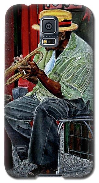 Bourbon Street Blues Galaxy S5 Case