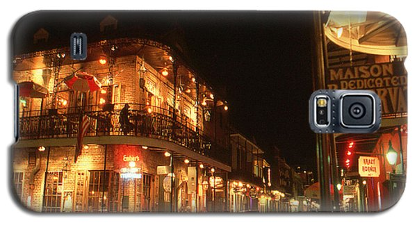 New Orleans Jazz Night Galaxy S5 Case by Art America Gallery Peter Potter