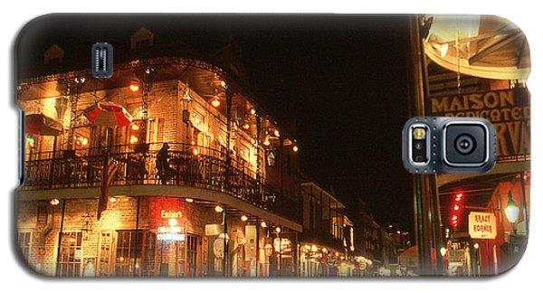 New Orleans Jazz Night Galaxy S5 Case