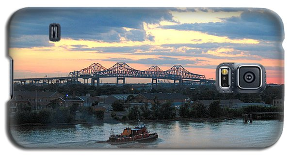 New Orleans Riverfront Galaxy S5 Case
