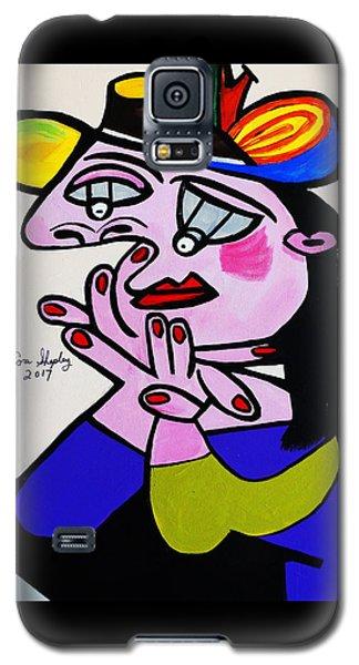 New Picasso  Bug Eye Galaxy S5 Case