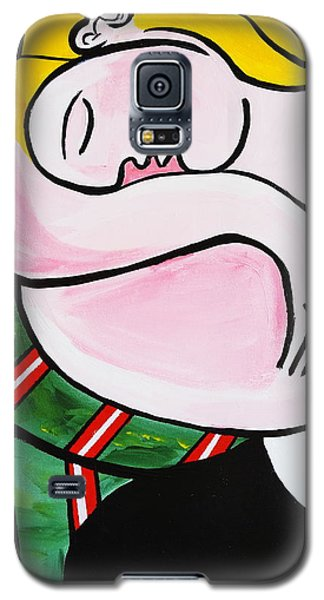 New Picasso By Nora Out Cold Galaxy S5 Case
