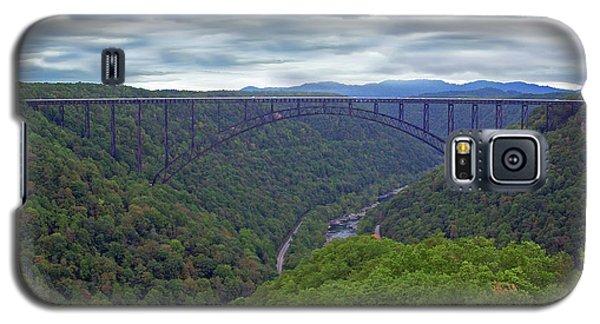 New River Bridge Galaxy S5 Case
