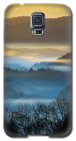 New River Fog Galaxy S5 Case