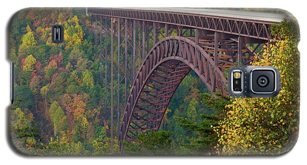 New River Gorge Bridge Galaxy S5 Case by Steve Stuller