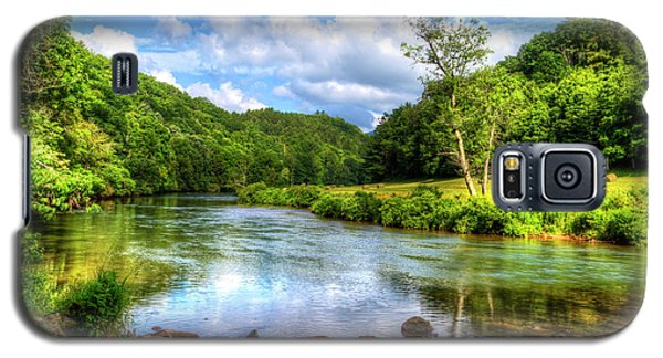 New River Summer Galaxy S5 Case