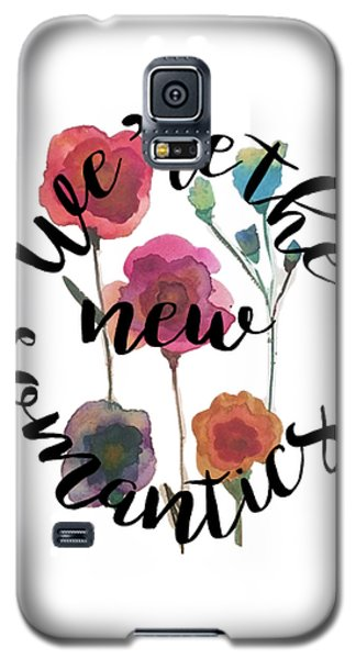 New Romantics Galaxy S5 Case by Patricia Abreu