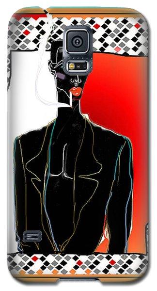 Amazing Grace Jones Galaxy S5 Case