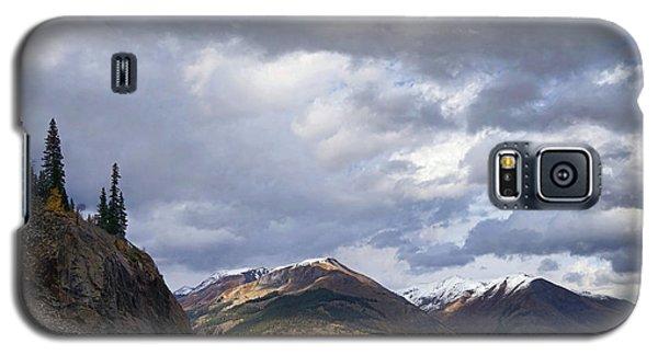 Peeking At The Peaks Galaxy S5 Case