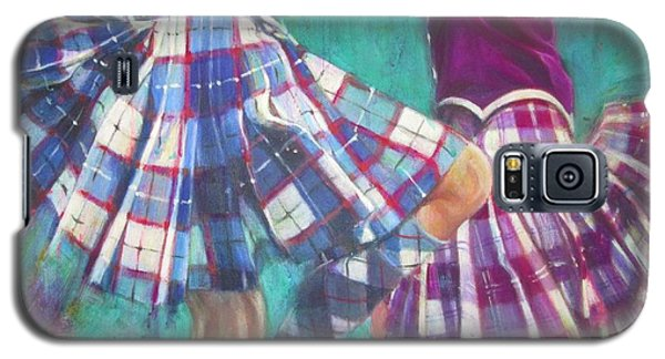 Kilts A Flyin' Galaxy S5 Case