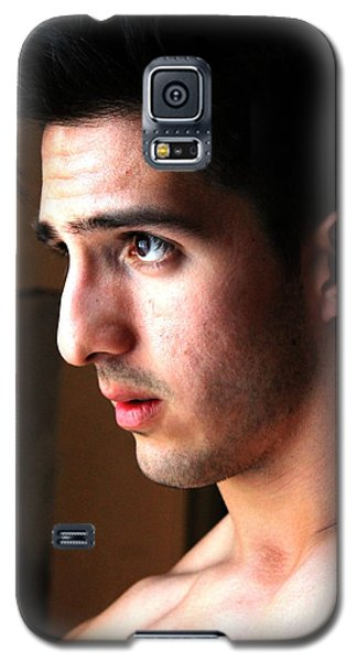 Galaxy S5 Case featuring the photograph New Will by Robert D McBain